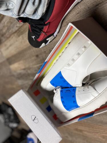 valentino sneakers men Size 13