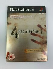PS2 Resident Evil 4 Limited Edition (2005), UK PAL, Brand New & Factory Sealed