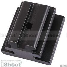 iShoot Blitzschuh-Adapter adapter für Sony&Minolta Speedlite Blitz&Blitzneiger