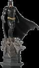 Iron Studios IS71560 The Dark Knight Deluxe Art Scale Statue Batman 1:10 30 cm Figurine