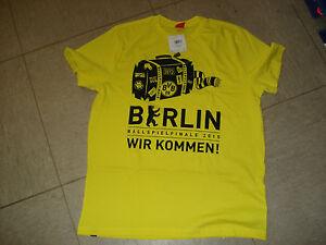 Details Zu Sonderprei Puma T Shirt Dfb Pokalfinale 30052015 In Berlin Borussia Dortmund