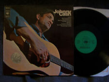 Johnny Cash - same         NL CBS  LP  green Label