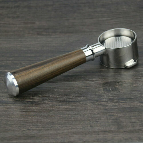 Coffee Bottomless Portafilter 51mm For EC680//EC685 Replacement Handles D4I8