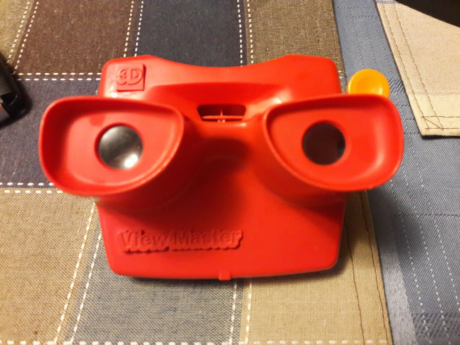 Vintage Red Viewmaster Viewmaster Viewmaster 3D View-Master Viewer Toy db85a9