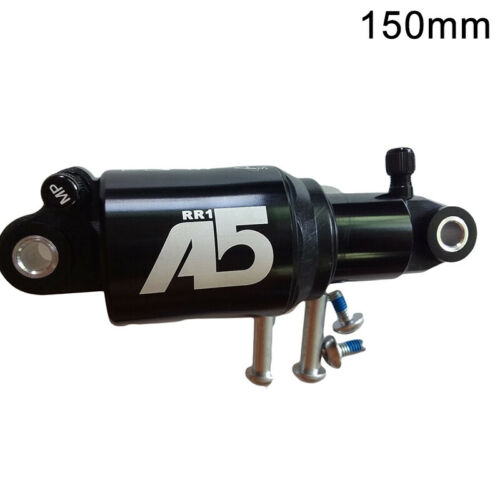 A5-RR1//RE 125//150mm Bicycle Soft Rear Shock Absorber Device Bike Accessory