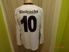 Eintracht Frankfurt Jako Langarm U19 Matchworn Trikot 2008/09 + Nr.10 Gr.S- M