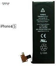 Batteria  per  iPhone 4S pila battery ricambio APN 616-0580 nuova bulk