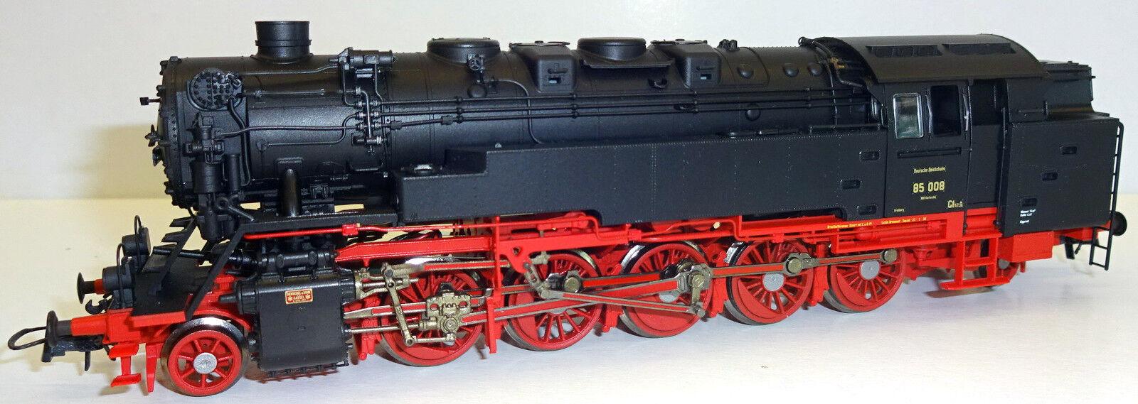 ROCO h0 78262 locomotiva BR 85 delle DRG  dinamico a vapore + Sound  - NUOVO + OVP