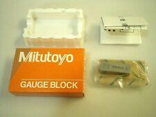Mitutoyo 12 Mm Rectangular Steel Metric Gauge Block Jis 2 611622 04 New In Bag