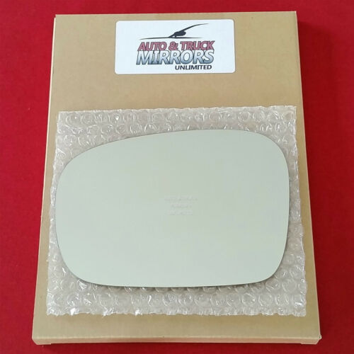 ADHESIVE PATHFINDER FORESTER QX4 Driver Side **FAST SHIPPING* NEW Mirror Glass