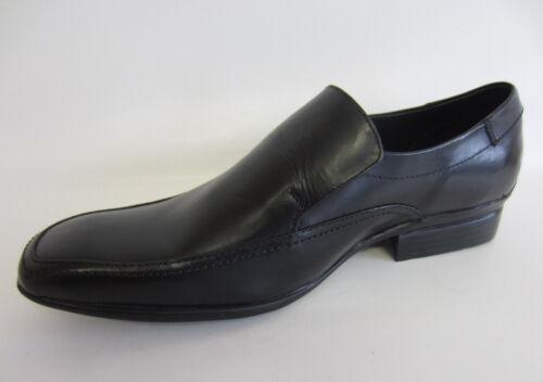 Hommes Uk Sur 10 Noir En Maverick r3b Chaussures Taille Slip A1r030 Cuir 7 fwqW5pU