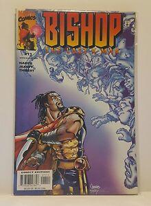 Bishop-The-Last-X-Man-11-August-2000-Marvel-Comics-VF