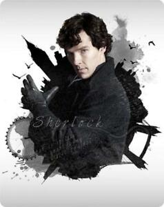 Sherlock-The-Serie-Complete-1-2010-Edition-Limitee-Steelbook-Blu-Ray-Neuf