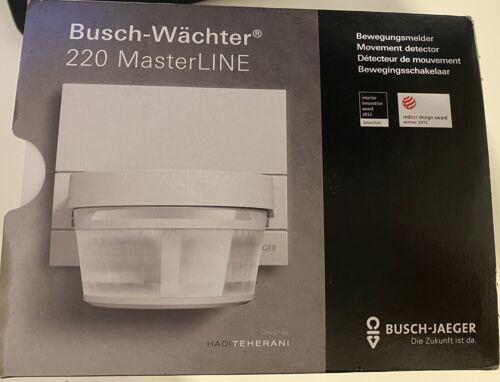 Busch-Wächter 220 Masterline 6847//11 AGM-35 Anthrazit Bewegungsmelder