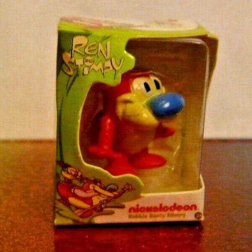 Zuru 5 Surprise Mini Toy Brands STIMPY FIGURE Mini Replica Figure Mint OOP
