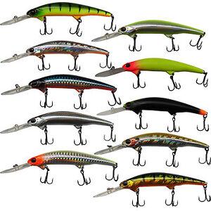 Usami-Zander-Wobbler-f-Hecht-Barsch-Zander-102mm-13-2g-Floating-Tauchtiefe-2m