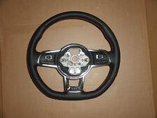 VW GOLF 7 GTI LENKRAD  MULTIFUNKTION LEDER  DSG-WIPPEN GRA 5G0419091Q APX NEU