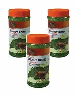 Zilla Reptile Food Gut Load Cricket Drink With Calcium 16-ounce... Free Shipping