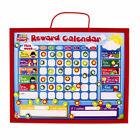 Fun Factory Magnetic Wooden Reward Calendar Chart