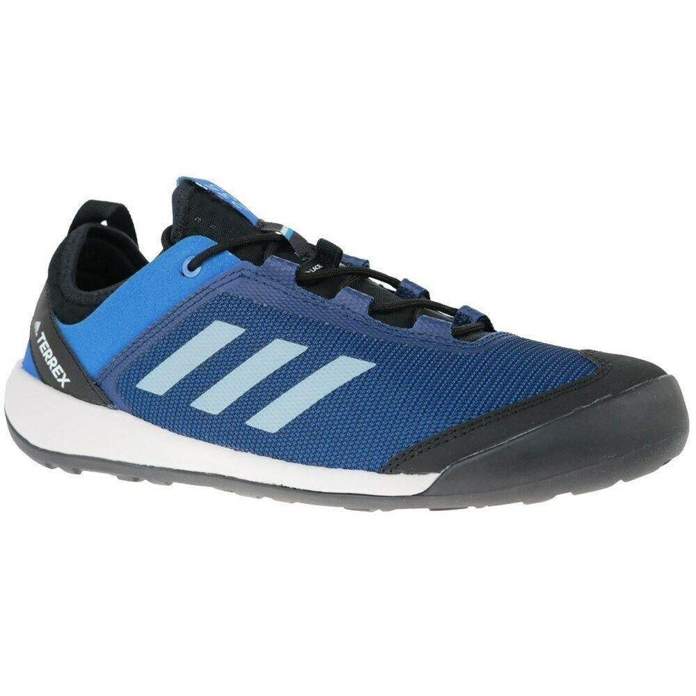 Adidas Terrex Swift Solo AC7886 Bleu halfchaussures