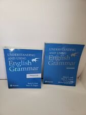 Understanding and Using English Grammar by Stacy A. Hagen and Betty S. Azar (2016, Trade Paperback, New Edition)