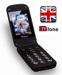 TTfone-Venus-TT700-Big-Button-Flip-Mobile-Phone-Easy-Use-Simple-Unlocked-14day