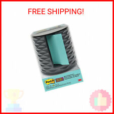 Post It Note Dispenser 3x3 In Vertical Black With Grey Abs 330 B