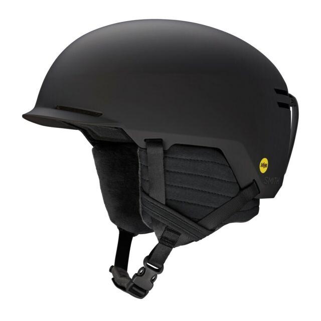 Smith Scout MIPS Ski Snowboard Helmet Adult Medium 55-59 cm Matte Black New