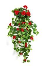 Hängepflanze artplants Künstliche Geranie MIEKE Steckstab pink 100cm Ø5-10cm