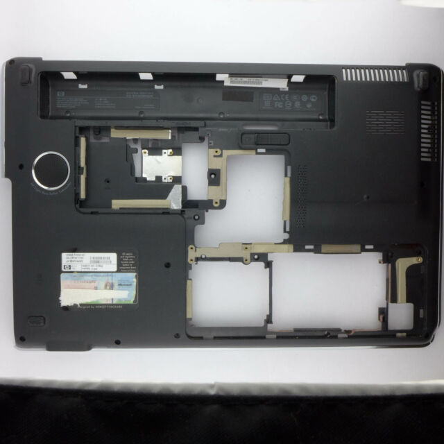 HP Pavilion DV7 - 2000 scocca inferiore 518901-001 bottom case alloggiamento   b