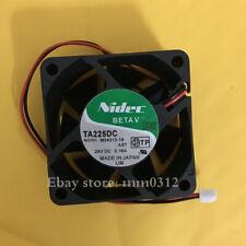 1PCS Nidec TA150DC C34957-58 12V 0.29A 4028 Server Cisco Switch Fan 3PIN