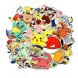 Pokemon Car Laptop Phone Decal Sticker Brand New Fast Shipping