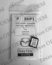 Latest 2016 2017 Mazda6 CX5 CX-5 Navigation SD CARD BHP1 66 EZ1E ,EZ1D US Canada