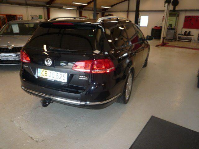 VW Passat 2,0 TDi 177 R-line Variant DSG BMT Diesel aut.