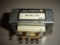 Signal Transformer Dp-241-7-24 Transformer, 115/230v, 24 Vct 2.4a, Stock