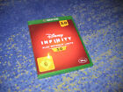 Disney Infinity 3.0 XBOX ONE Spiel OVP X BOX ONE Spiel Game Software 3.0 XBOX