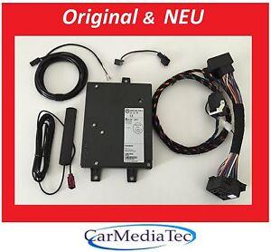 VW-Bluetooth-Premium-FSE-rSAP-SMS-MFA-Rot-5N0035730C-Freisprecheinrichtung-Caddy