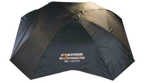 Coarse Fishing Brolly RRP £70 Frenzee FXT 50in Fibreglass Umbrella