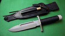 """Custom Martin Knives """"APPARO7"""" Hollow Handle Survival Knife, S35VN (Newt Martin)"""