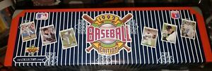 Upper-Deck-1992-Edition-Trading-Cards-Major-League-Baseball-Factory-Sealed