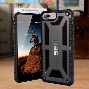 iPhone-PLUS-UAG-Urban-Armor-Gear-Monarch-Case-High-End-Rugged-Grey-Black