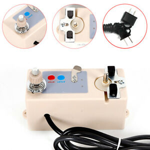 Details about Automatic Bobbin Winder Wire Thread Winding For Sewing on