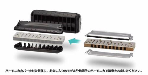 Suzuki Snb-20 Shinobix 10 Hole Harmonica WSound Insulation