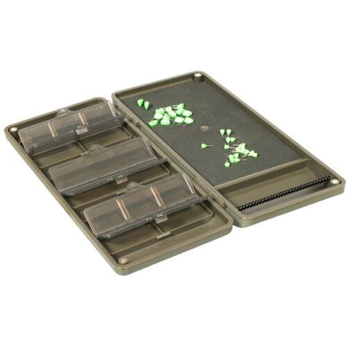 The Super Compact Mini Rig Storage System Korda Rig Safe