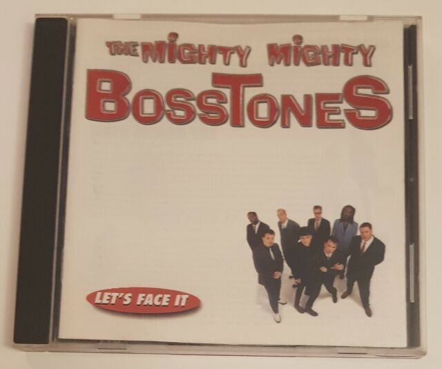 Let's Face It [PA] by The Mighty Mighty Bosstones (CD, Mar-1997, Mercury)