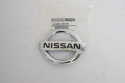 04-12 NISSAN SENTRA FRONT GRILLE EMBLEM 06-08 MAXIMA GRILL Chrome 628906Z500