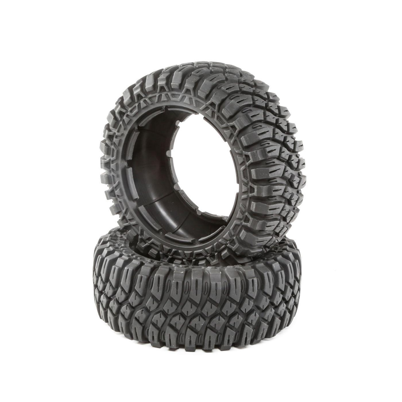 Losi Racing LOS45017 Tire Creepy Crawler  2  DBXL-E