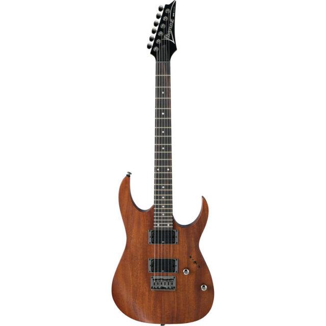 Ibanez RG421 MOL NAT chitarra elettrica Mahogany Oil