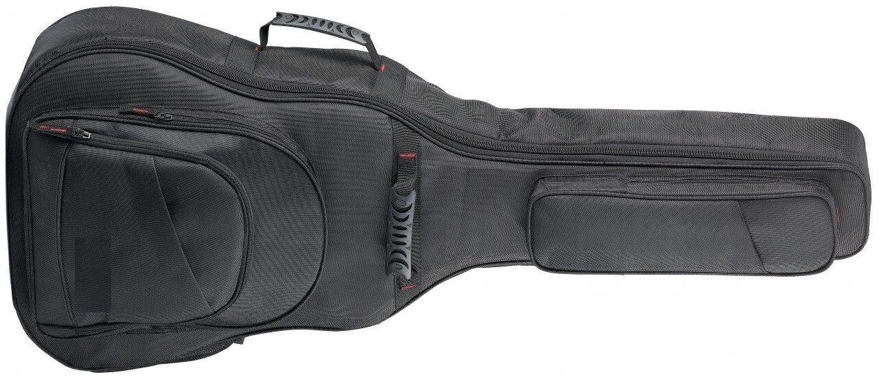 Gepolsterte Tasche aus balistischem Nylon für Western Gitarre, 25 mm, X.