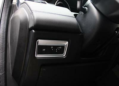 Centre Console Panel Cover Trim 1pcs For Land Rover Discovery Sport 2015-2019